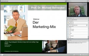 Marketing-Mix Webinar